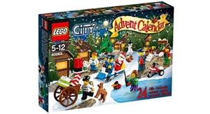 Lego City Adventskalender 2014 - 60063