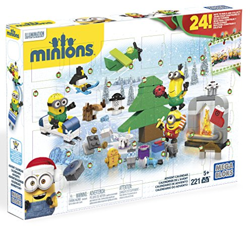 minions adventskalender 2015 24 tage minion spa. Black Bedroom Furniture Sets. Home Design Ideas