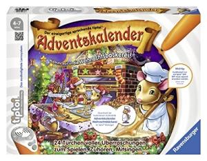 tiptoi Adventskalender 2015 Weihnachtsbäckerei