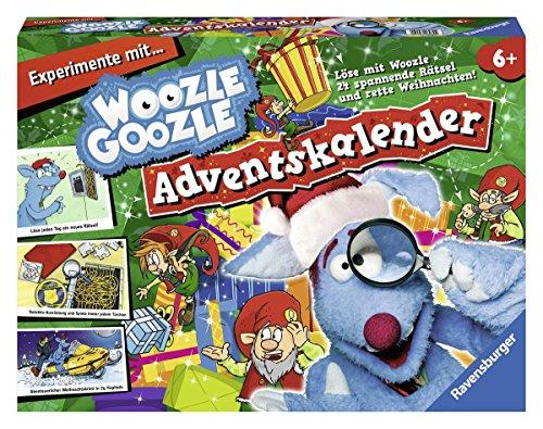 Der Woozle Goozle Adventskalender 2015 - werde Detektiv