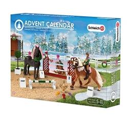 Schleich Adventskalender 2015 Pferde (97051)