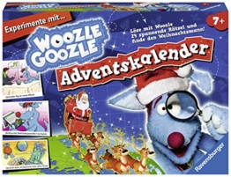 Ravensburger 18995 - Woozle Goozle Adventskalender 2016 -