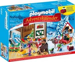 """PLAYMOBIL 9264 - Adventskalender """"Wichtelwerkstatt"""" -"""