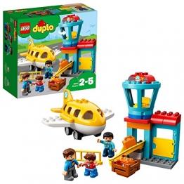 LEGO Duplo 10871 - Flughafen, Ideales Spielzeug für Kinder im Alter von 2 bis 5 Jahren -
