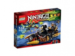LEGO Ninjago 70733 - Cole's Donner-Bike -