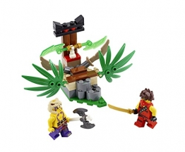 LEGO Ninjago 70752 - Dschungelfalle -