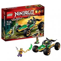 LEGO Ninjago 70755 - Lloyds Dschungelräuber -