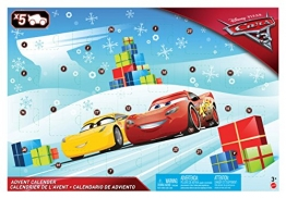 Mattel Disney Cars FGV14 - Disney Cars 3 Adventskalender -