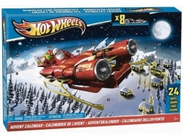 Mattel Hot Wheels BCW12 - Adventskalender -