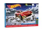 Mattel Hot Wheels CBL07 - Adventskalender 2014 -