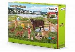 Schleich 97335 - Adventskalender Bauernhof 2016 -