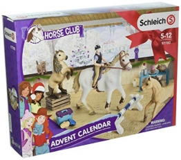 Schleich 97780 Horse Club Adventskalender -