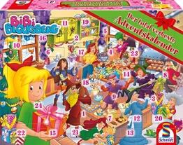 Schmidt Spiele 40590 Bibi Blocksberg Adventskalender 2018 -
