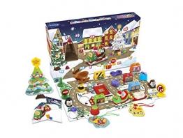 Vtech 80-513004 TUT Baby Flitzer Adventskalender, Mehrfarbig -