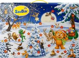 Sau Bär Saubär Adventskalender 2018 -