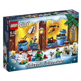 Unbekannt Lego City Adventskalender, Sept. 2018, 313 Teile -