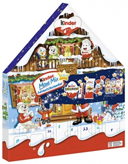 Kinder Maxi Mix Adventskalender, 1er Pack (1 x 351 g) - 1