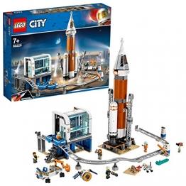 LEGO City 60228 Weltraumrakete mit Kontrollzentrum - 1