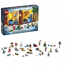 LEGO City Adventskalender (60201) Kinderspielzeug - 1