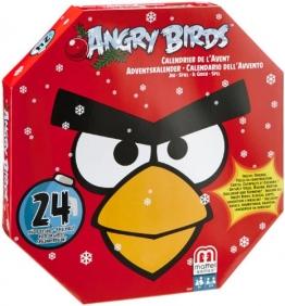Mattel BCK27 - Angry Birds Adventskalender - 1