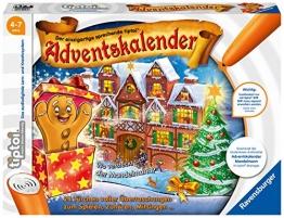 Ravensburger tiptoi Interaktiver Adventskalender Mandelmann, ab 4 Jahren - 1