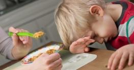 Kind möchte nicht essen oder isst schlecht