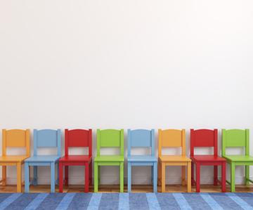 Vergabe von Kindergartenplätzen