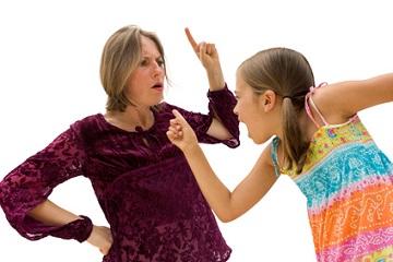 Aggressivitaet gegenüber Eltern