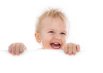 Tipps wenn Kleinkinder zahnen