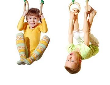 Kinder sollten Sport ausüben?