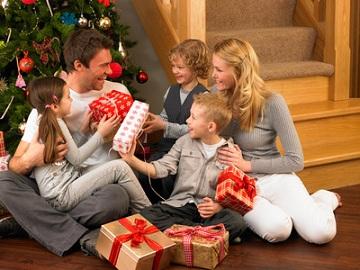 Das Weihnachtsfest gemeinsam mit Kindern erleben