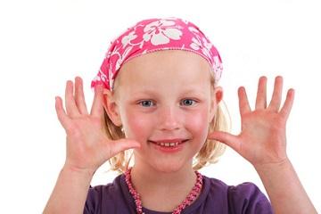 Linkshänder Kinder