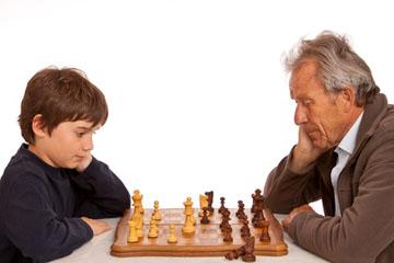 Ab wann sollten Kinder verlieren lernen?
