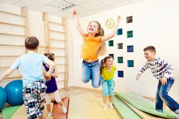 Hyperaktive Kinder