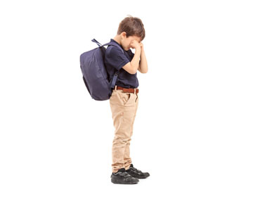 Angst vor der Schule