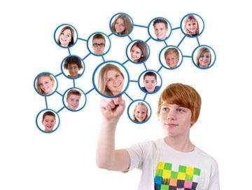Kinder und soziale Netzwerke