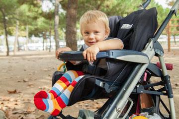 Mobil unterwegs mit Kind