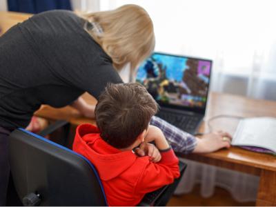 computerspiele von eltern betreut