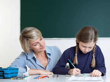 Legasthenie bei Kindern - Lese-Rechtschreib-Schwäche