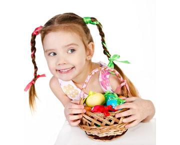 Mit Kindern das Osterfest feiern
