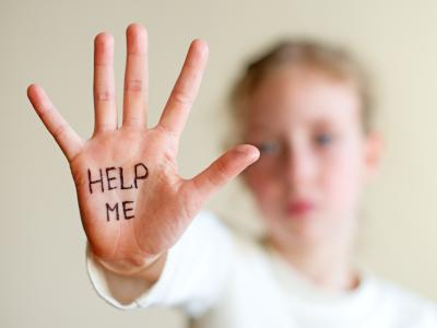 Hilferuf kinder