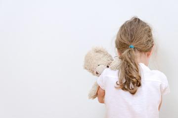 Angstzustände bei einem Kind