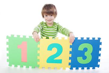 So lernt das eigene Kind Zahlen