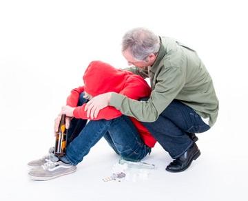 Drogenkonsum bei Kindern und Jugendlichen