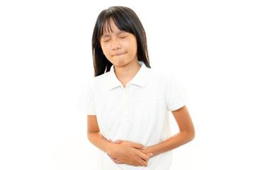 Bauchschmerzen wegen Blinddarmentzündung