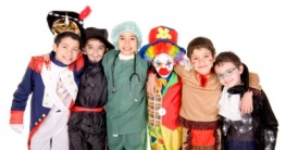 Faschingskostüme für Kinder 2016