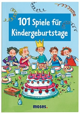 101 Spiele für Kindergeburtstage - 1