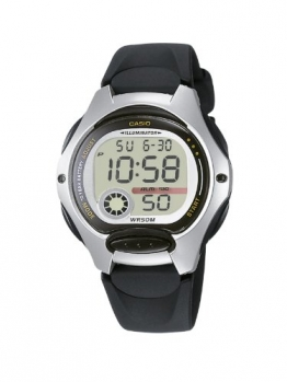 Casio Collection Kinder-Armbanduhr Digital Quarz LW-200-1AVEF - 1