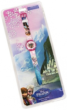Disney Die Eiskönigin - Völlig unverfroren - Armbanduhr - digital [UK Import] - 1