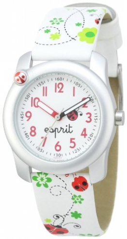 Esprit Mädchenuhr Lucky Love Quarz Analog Es103514007 - 1